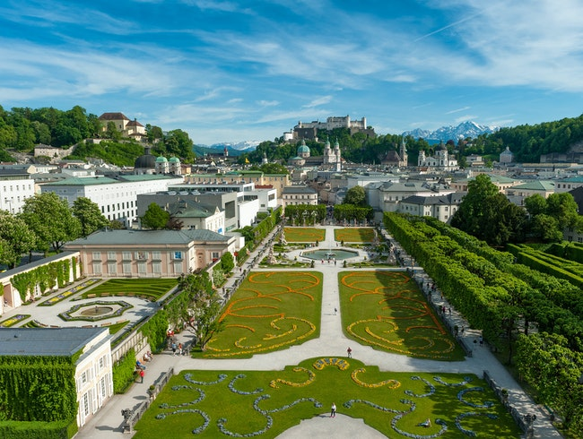 Mirabell Palace & Gardens