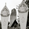 Sathorn Unique Tower Bangkok  Thailand