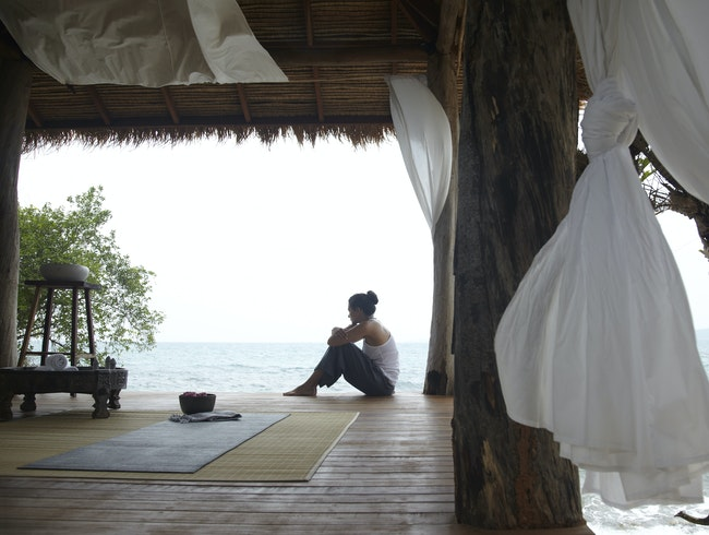 Recharge in Cambodia at Song Saa