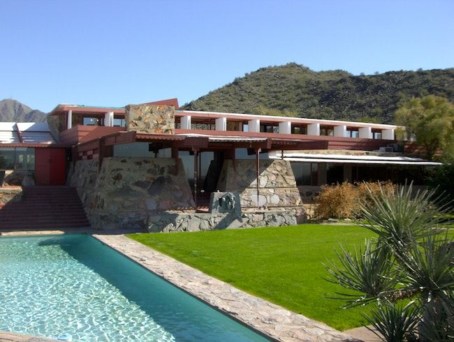 Frank Lloyd Wright in Arizona