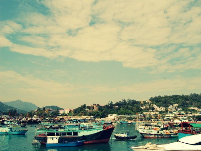 Welcome to Cheung Chau