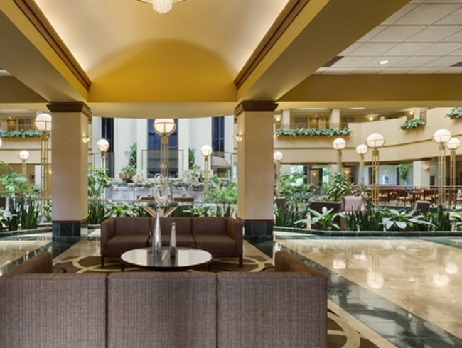 Way to Fly: Embassy Suites by Hilton Portland Airport