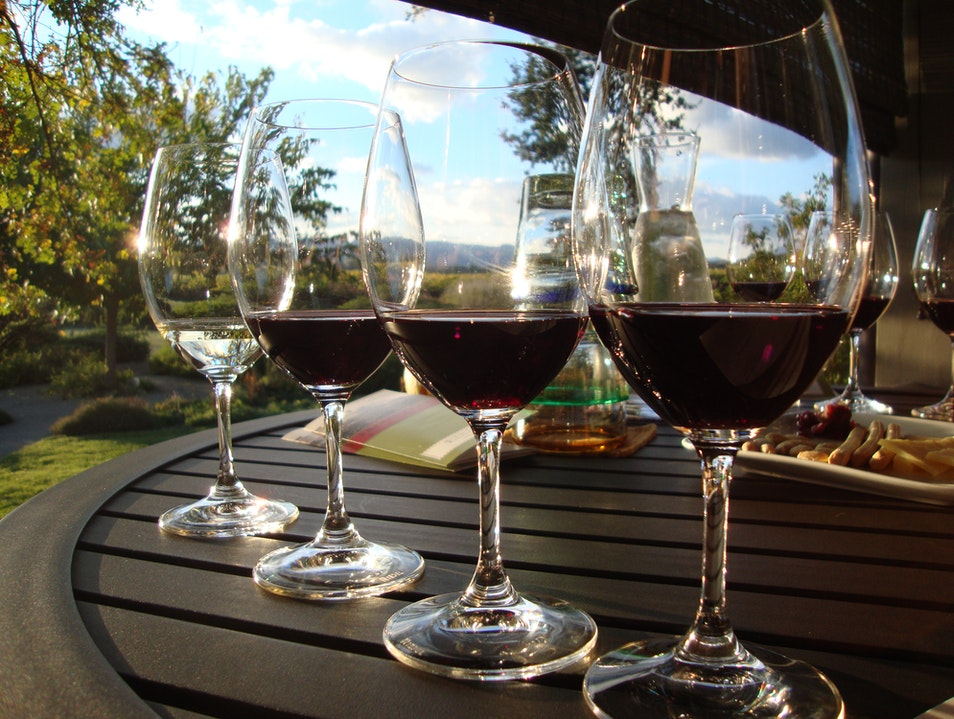 An Organic Winery in the Napa Valley