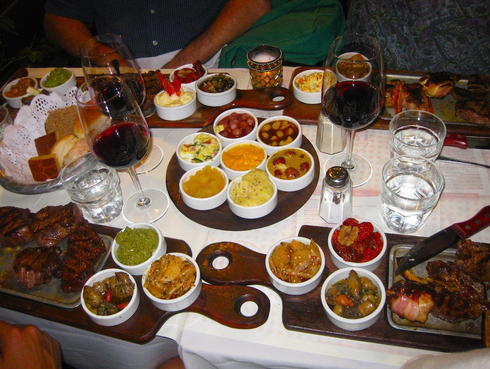 Best Four Hour Dinner of Your Life  Buenos Aires  Argentina