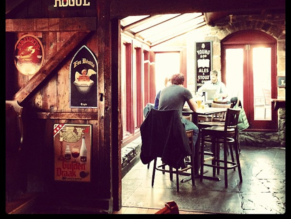 A Favorite Watering Hole Newtown Pennsylvania United States