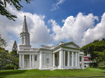 Armenian Apostolic Church of St. Gregory the Illuminator Singapore  Singapore