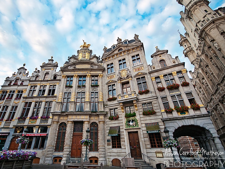 Brussels' UNESCO-Listed Grand Place