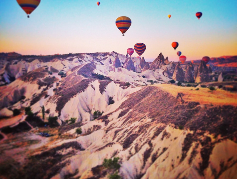 Bucket List Before Dawn Nevşehir Merkez  Turkey