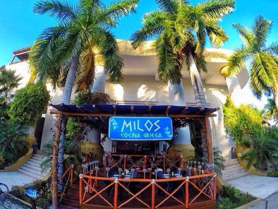 Tasty Greek Food in Secluded Setting