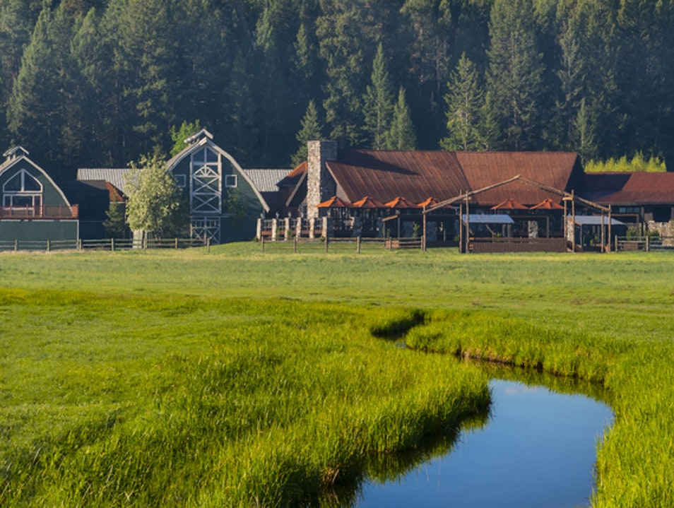 The Resort at Paws Up Montana Montana United States