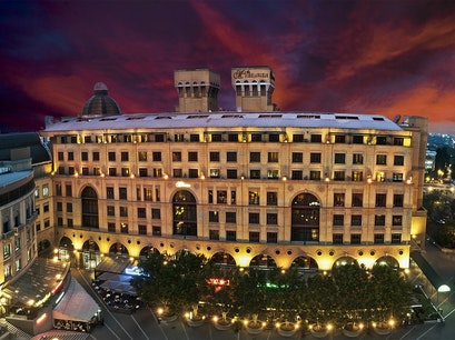 The Michelangelo Hotel Sandton  South Africa