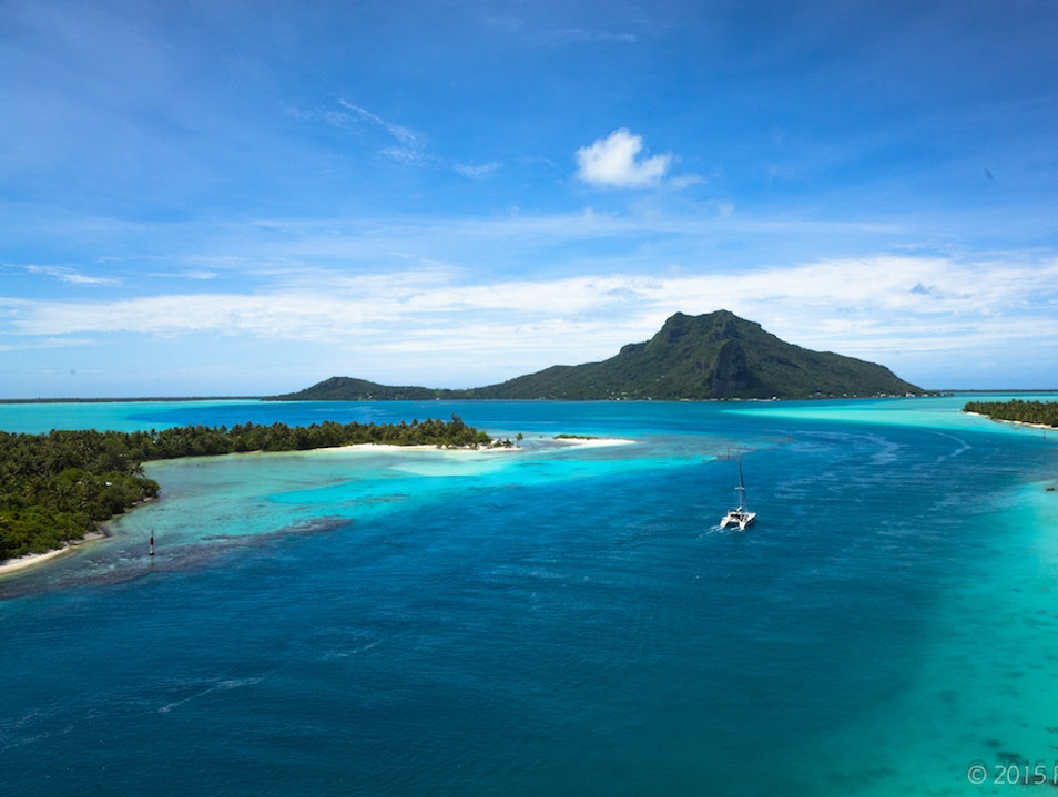 Maupiti, Society Islands   French Polynesia