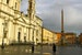 Early Morning at Piazza Navona