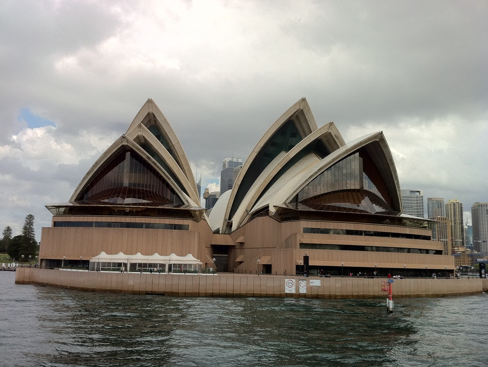 A Marvel of Architecture Sydney  Australia