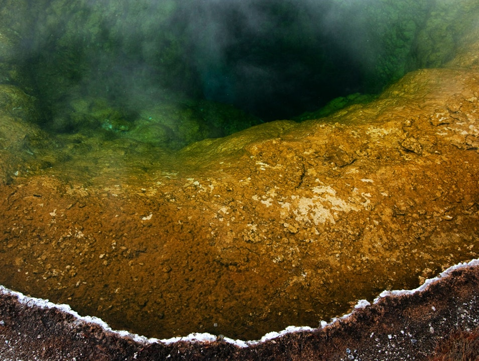 Yellowstone for a Long Weekend Yellowstone National Park Wyoming United States