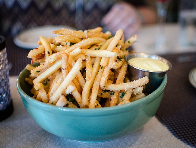 Get Your French Fry Fix at FarmBloomington