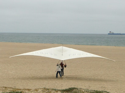 Windsports Hang Gliding Los Angeles California United States