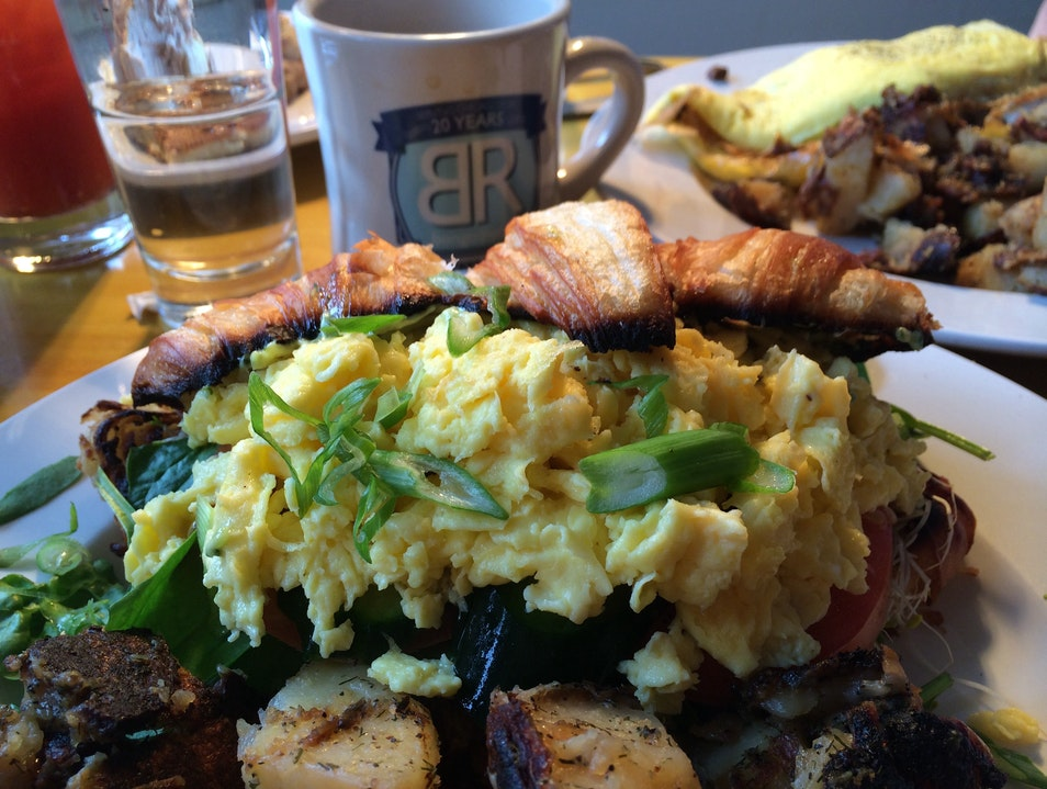 Brunch Every Day at Bongo Room Chicago Illinois United States