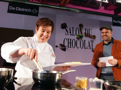 Salon du Chocolat Zurich  Switzerland