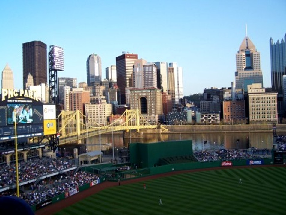 PNC Park Pittsburgh Pennsylvania United States