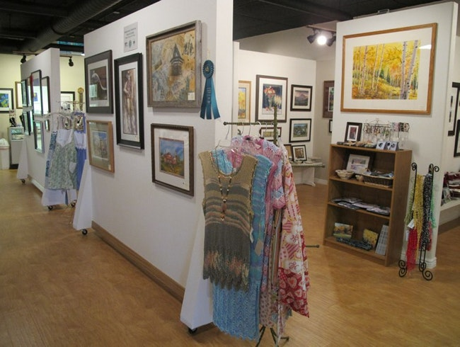 Fine Art and Locally Produced Gifts