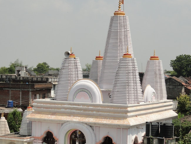 History Comes Alive at Yogmaya Temple