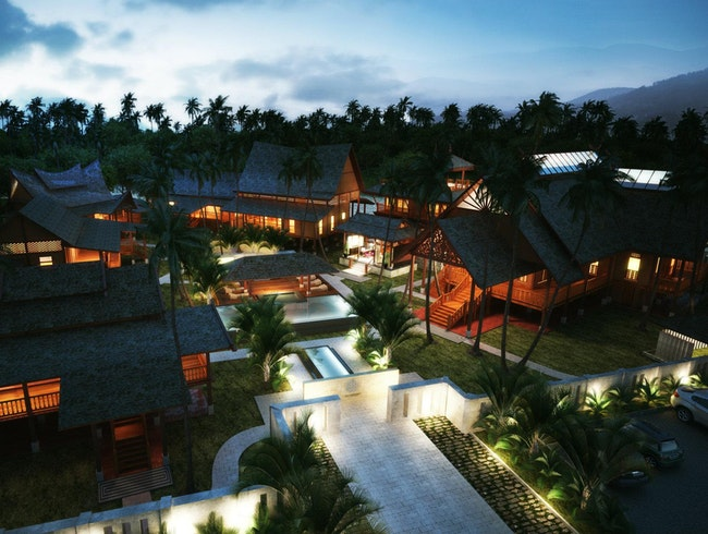 Luxe in Langkawi