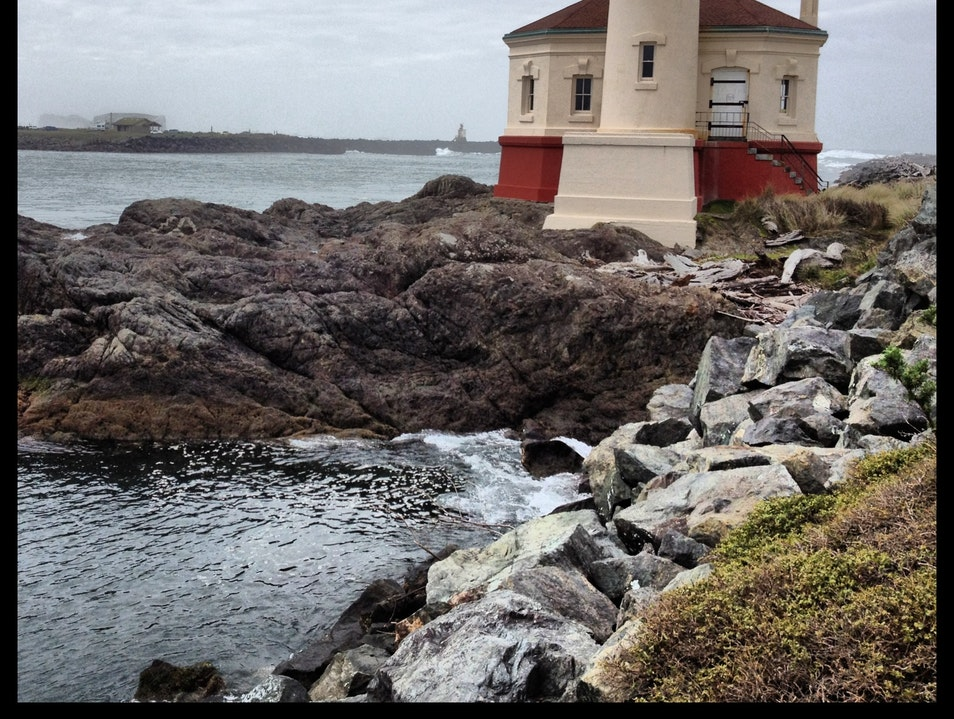 Love for the Coquille River Lighthouse