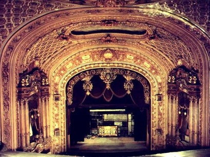 The Landmark Loew's Jersey Theatre Jersey City New Jersey United States