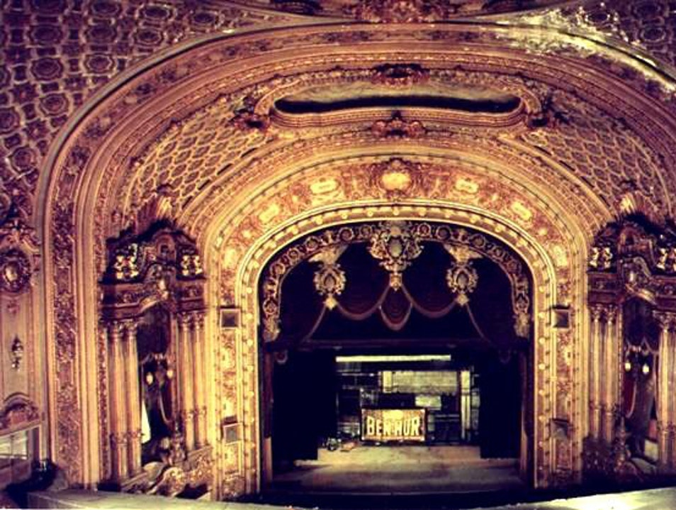 A Historic Arts and Cinema Experience