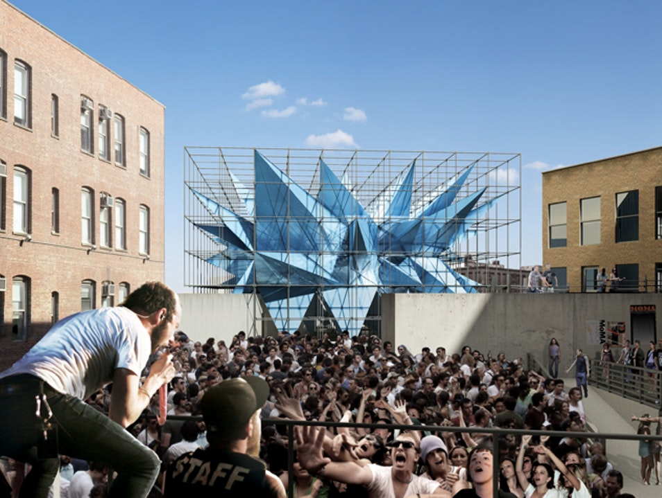 MoMA PS1 Summer Series New York New York United States