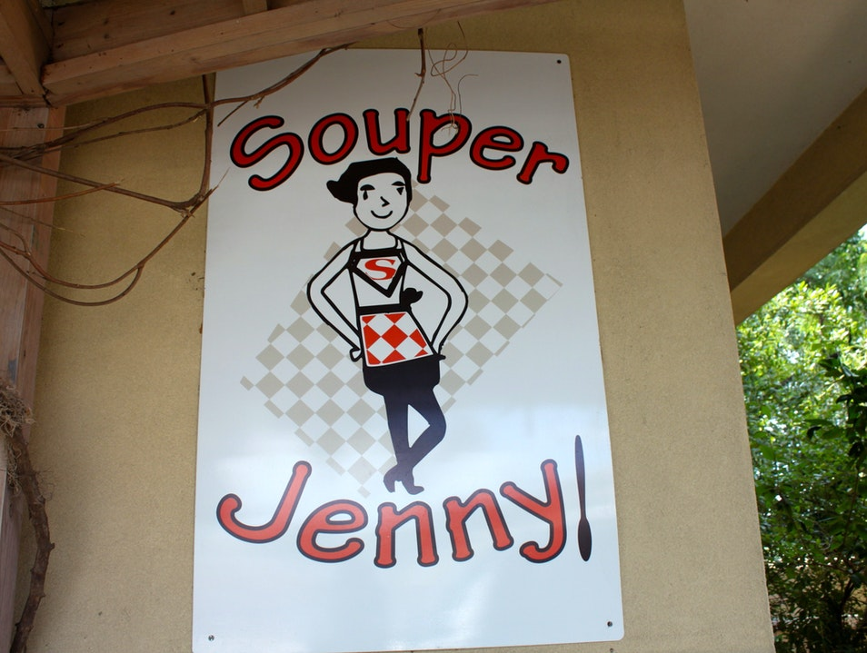 Souper Jenny to the Rescue Atlanta Georgia United States