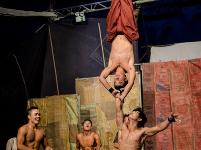 Phare, The Cambodian Circus Siem Reap  Cambodia