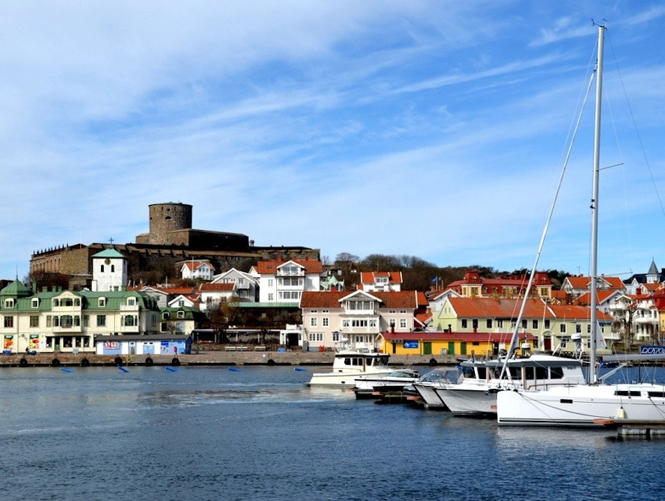 Castles and Cottages - Marstrand Island Marstrand  Sweden