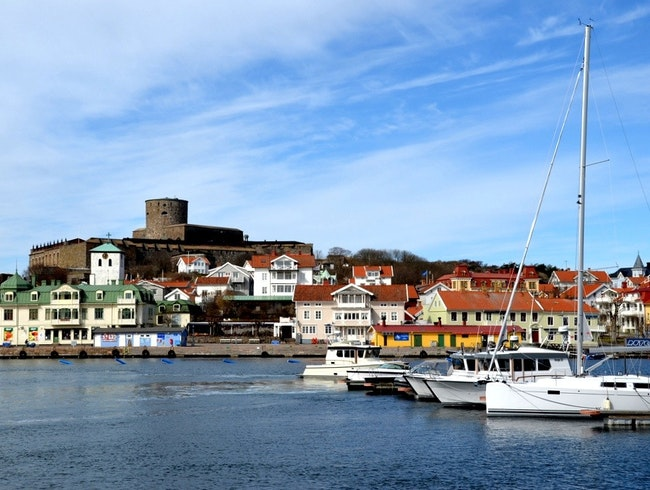 Castles and Cottages - Marstrand Island