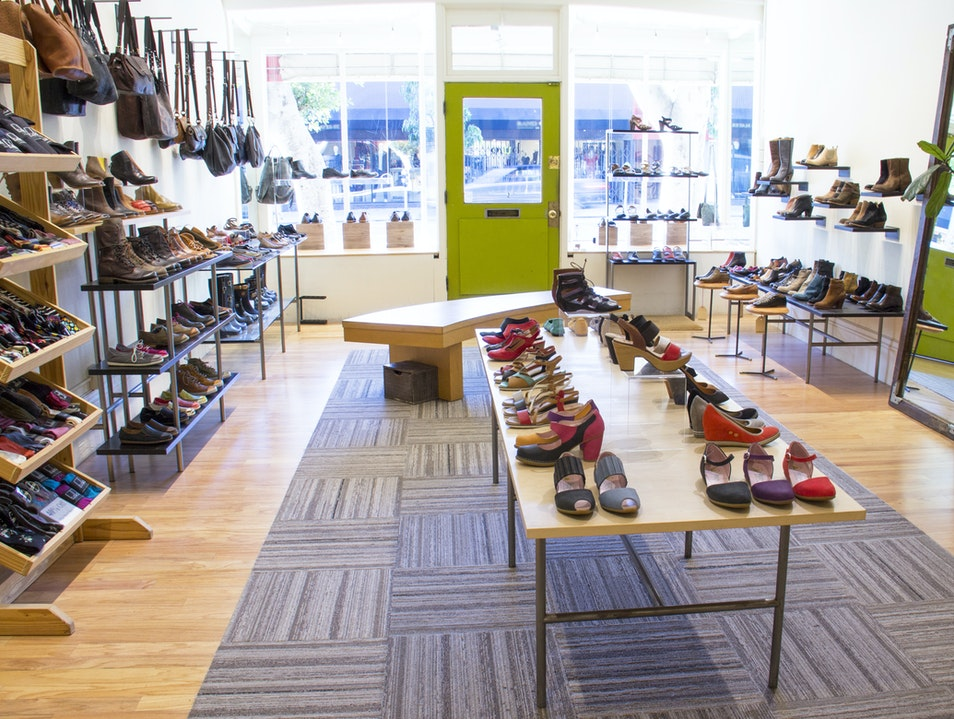 Shop for High-Quality Shoes in Hayes Valley San Francisco California United States