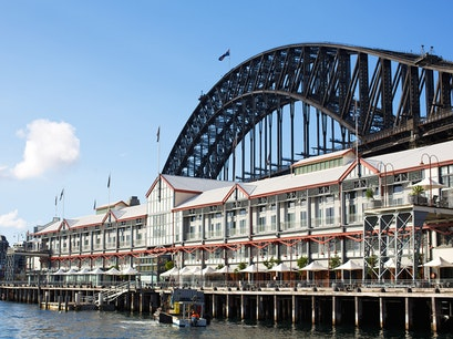 Pier One Dawes Point  Australia