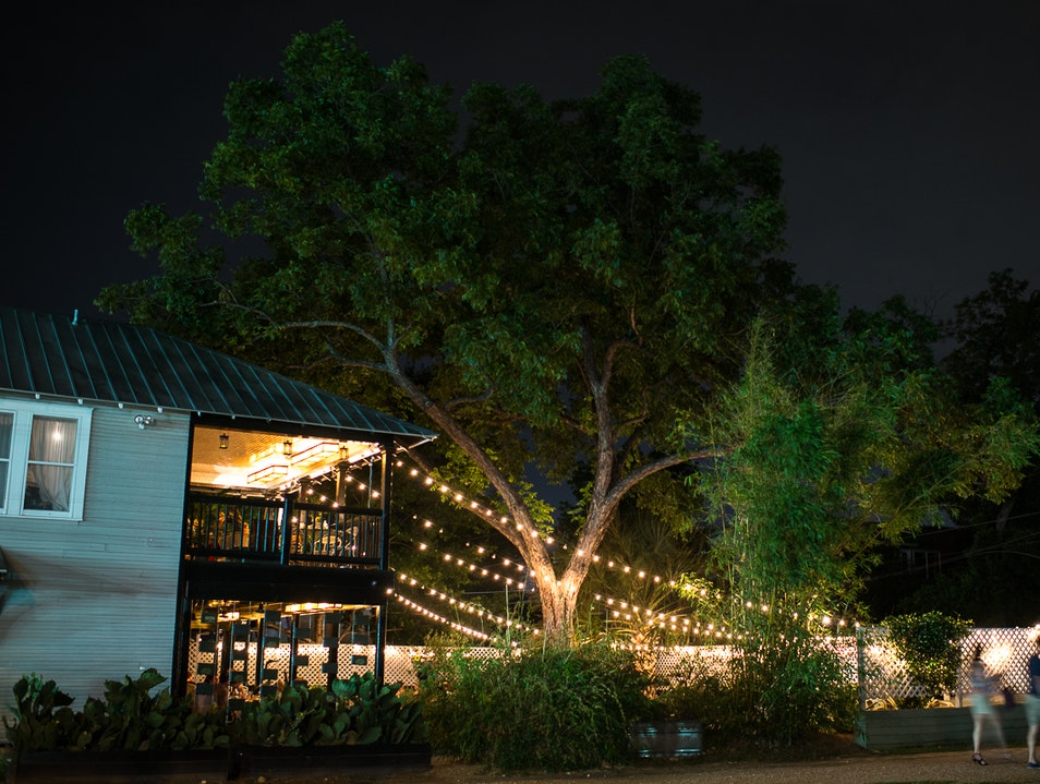 Homey Craft Cocktails at Weather Up Austin Texas United States