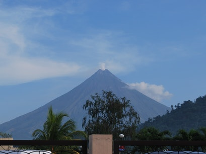 Mayon Volcano   Earth