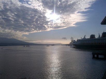 BC Ferries Horseshoe Bay Terminal Vancouver  Canada