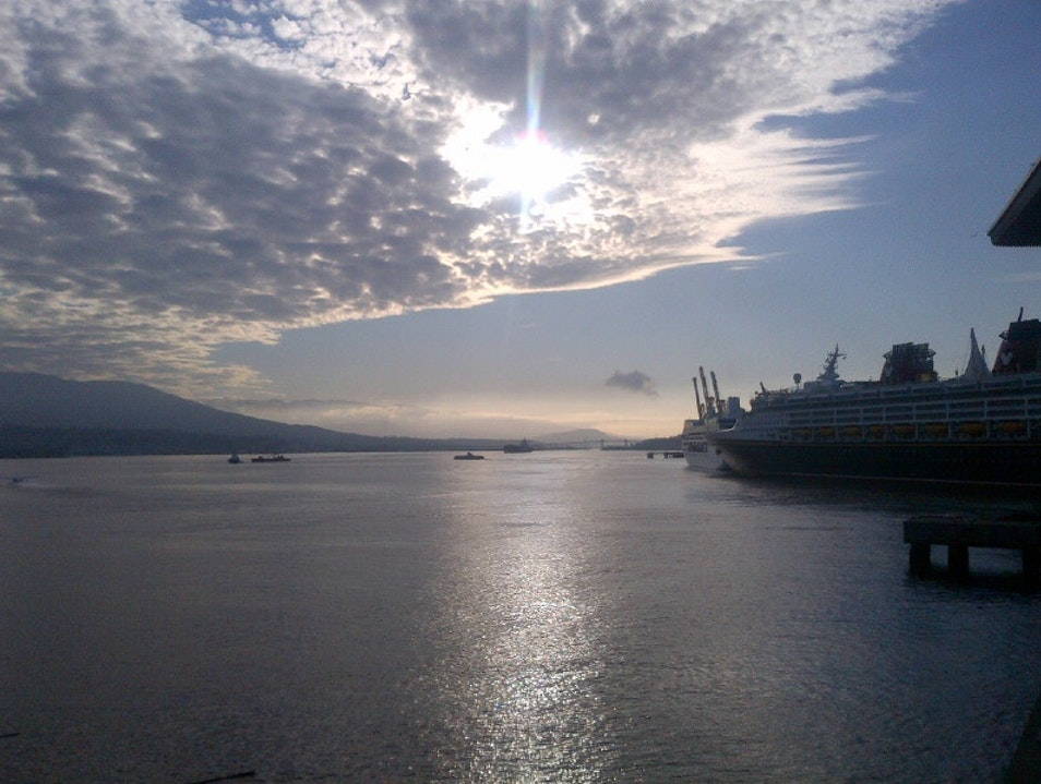 Taking The Ferry to Nanaimo For The Weekend