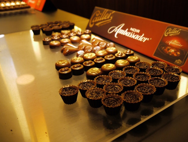 Indulge in the World's Finest Chocolate