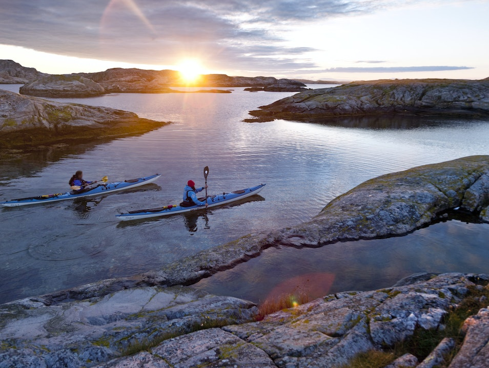 The Road Trip for Adventurers: Koster Islands