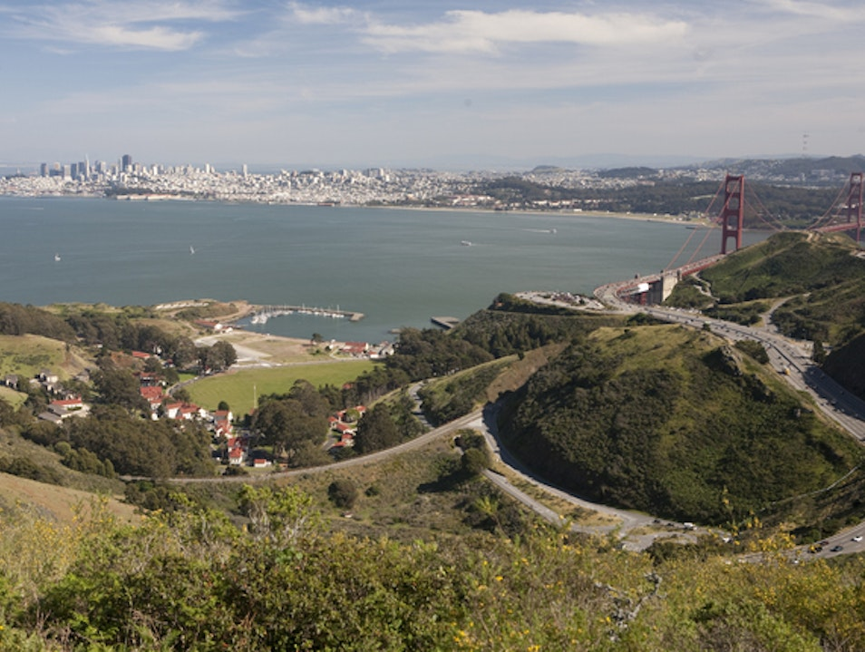 A Workout With a View San Francisco California United States