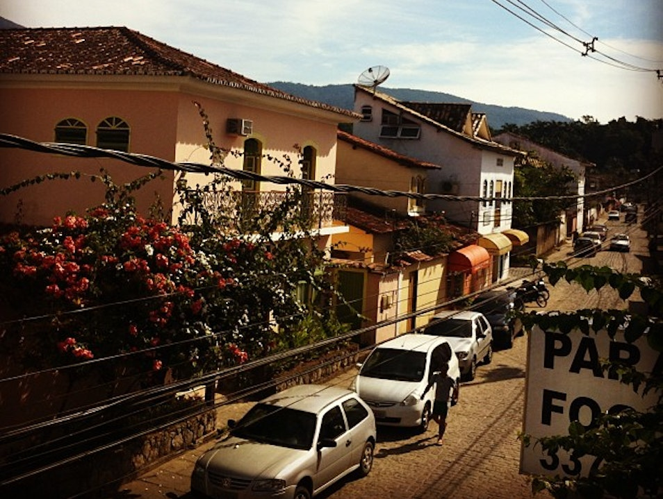 Discovering Paraty