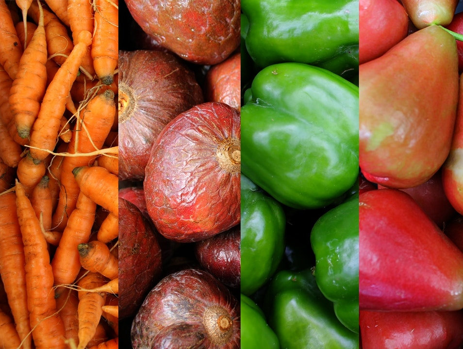Browse and Buy Exotic Fruits and Vegetables in Camana Bay