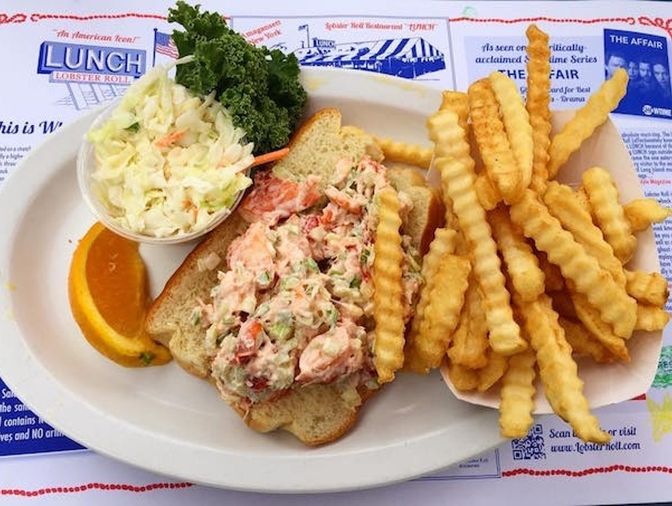 The Lobster Roll Restaurant Amagansett New York United States