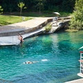 Barton Springs Pool Austin Texas United States