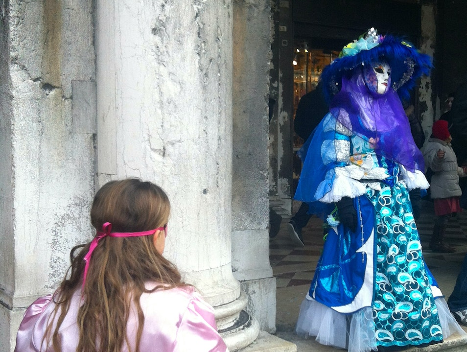 A Little Princess Venice  Italy