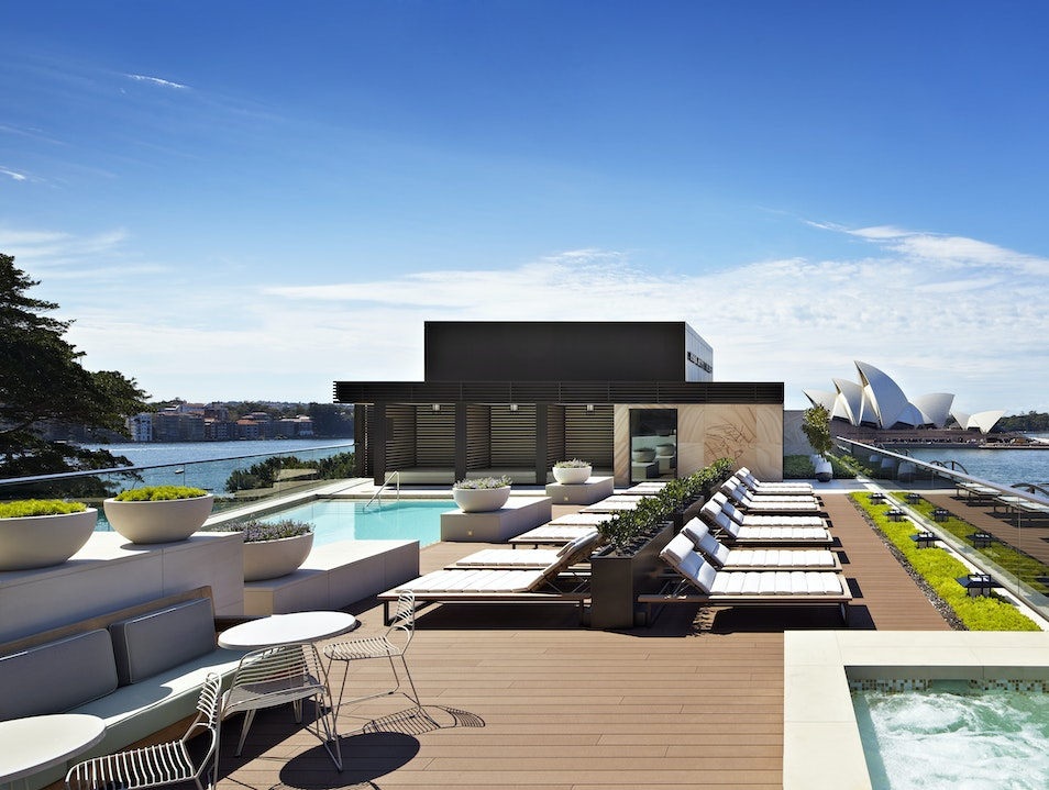 A Five-Star Stay on Sydney Harbour The Rocks  Australia